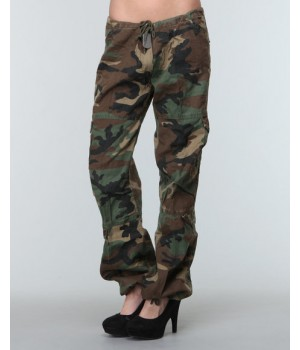 Women's Vintage Paratrooper Fatigue Pants - Women/Children