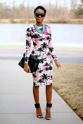 the daileigh dress bag jewels shoes sunglasses