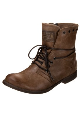 Mustang Bottines à lacets - marron - ZALANDO.FR