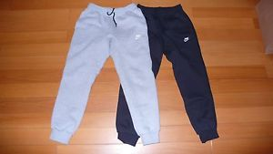 Nike pant ace cuff cuffed sweatpant tighten black gray size s xxxl mercer fieg