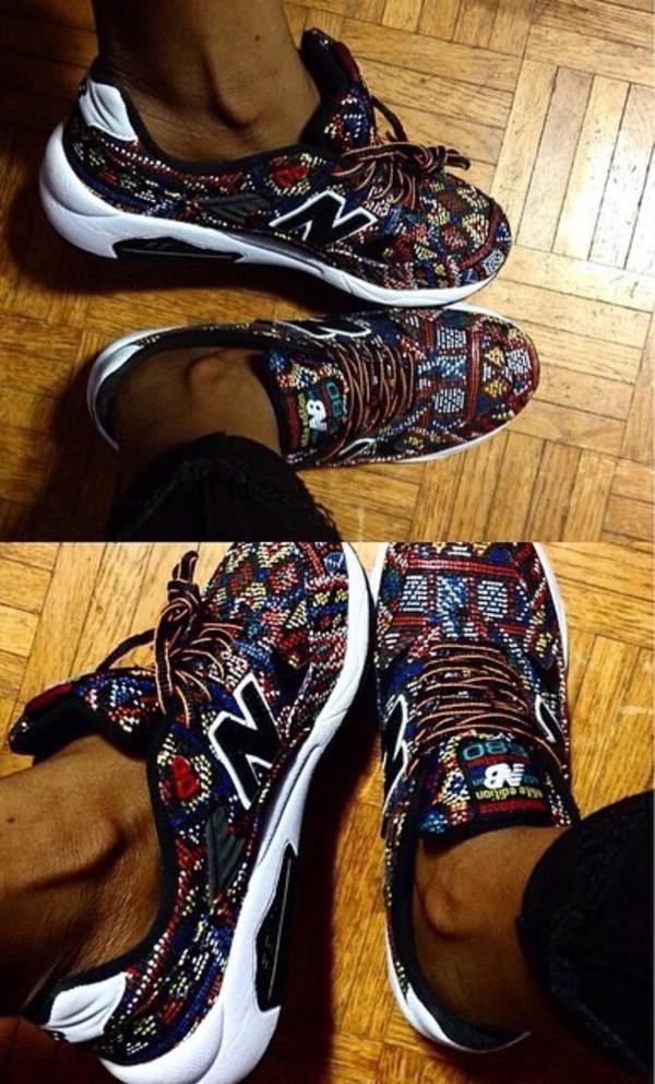 new balance 580 aztec