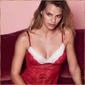 underwear christmas lingerie christmas lingerie lace lingerie red lingerie red underwear