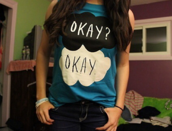 shirt muscle tee jeans the fault in our stars