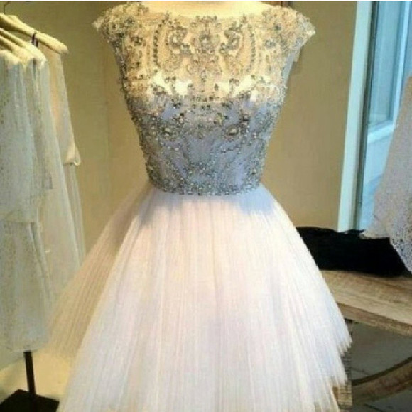 gold details silver dress hourglass nude silver glitter sequins prom dress cute dress glitter dress