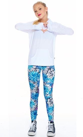 leggings gift wrap printed leggings holiday season