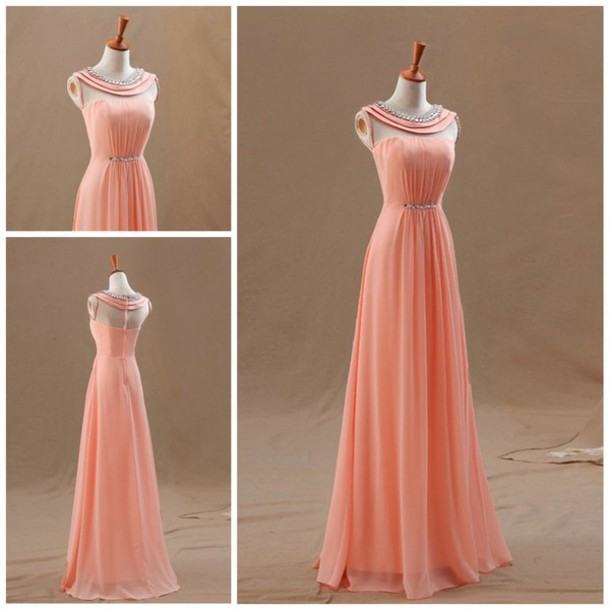 ... prom dress 2014 prom dresses chiffon chiffon dress maxi dress maxi