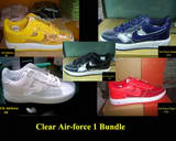 Exclusive Air Force Ones