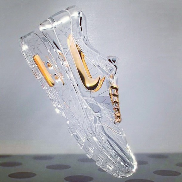 Clear Dress Up Shoes