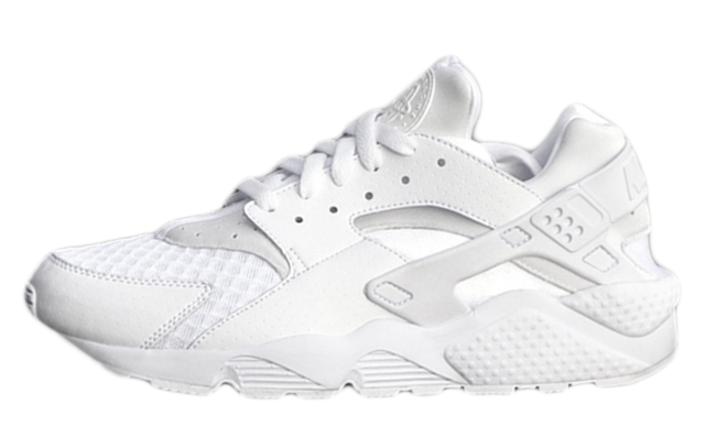 Nike Air Huarache White Pure Platinum | The Sole Supplier