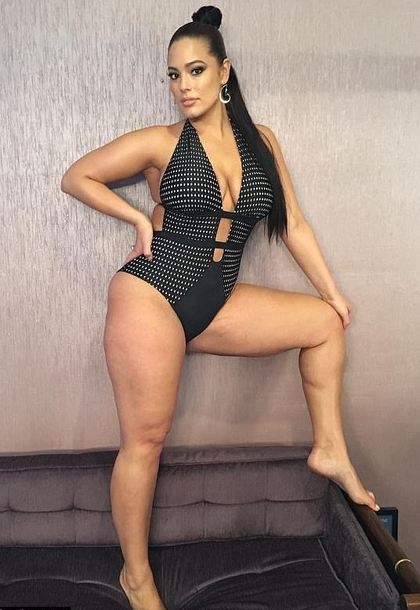 0137810a26 swimwear, plus size, one piece swimsuit, instagram, ashley graham ...