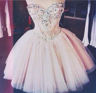 dress prom dress homecoming dress style short dress cute adorable pretty sparkle gorgeous fashion