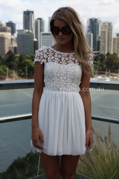 Splended Angel Dress | Xenia Boutique