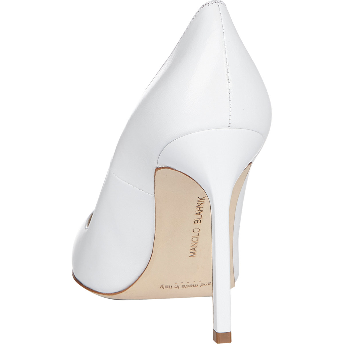 Manolo blahnik bb pumps at barneys.com