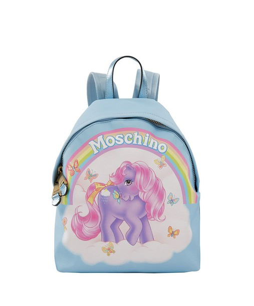 Moschino backpack multicolor bag