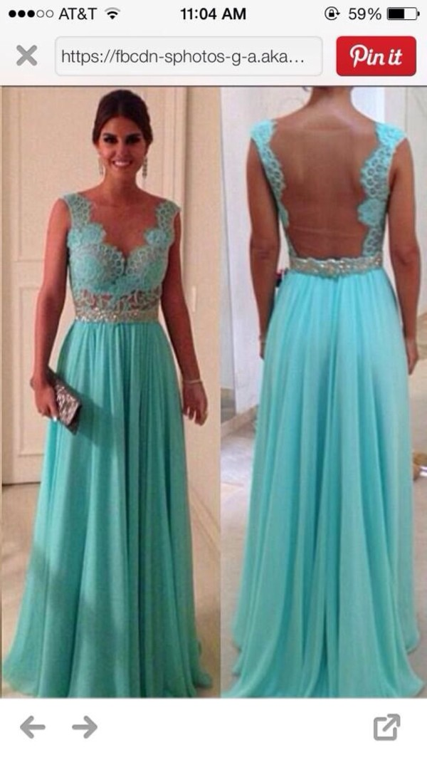 dress blue dress prom dress glitter dress rhinestones lace dress classy torquioise blue