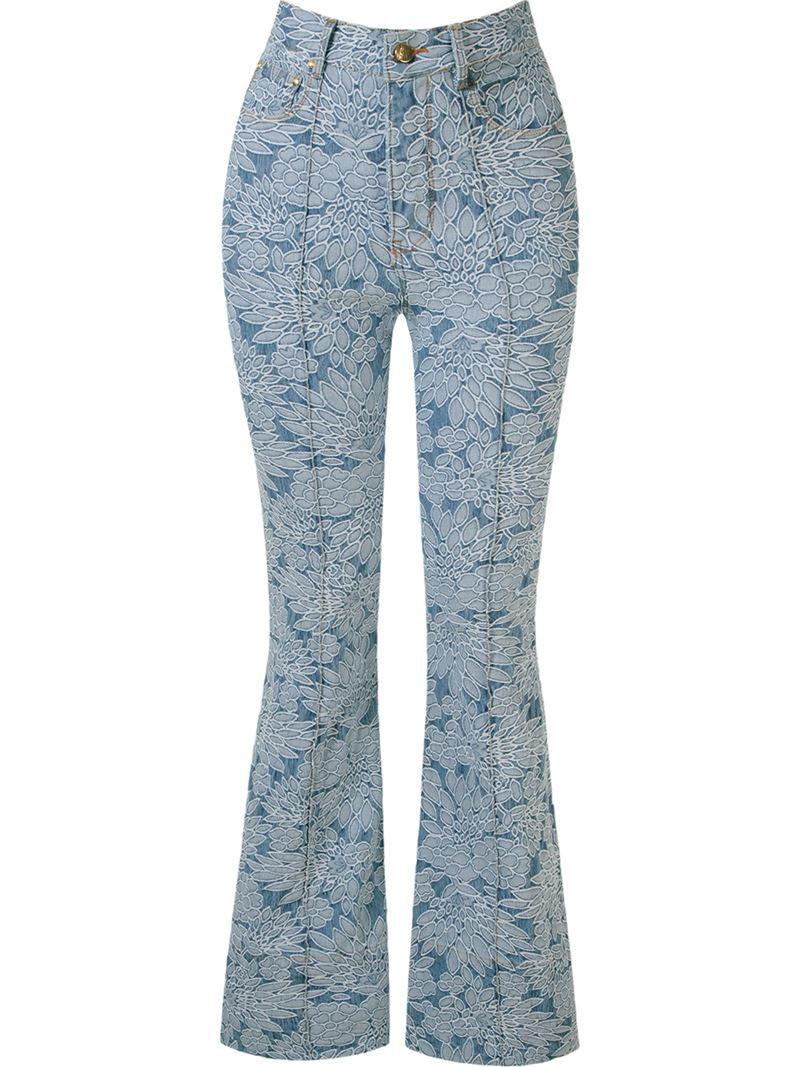 Zara stones embroidered shorts