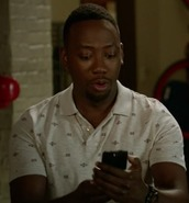 t-shirt,new girl,lamorne morris,winston bishop,grey,print,t shirt print