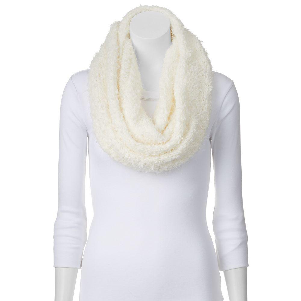 Cuddl Duds Soft Knit Infinity Scarf