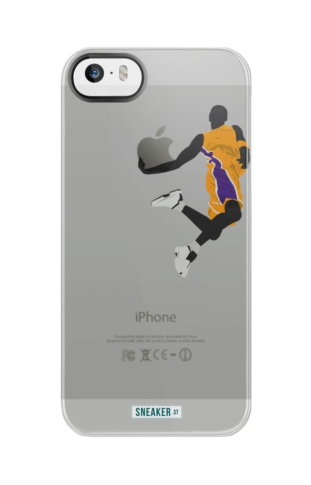 "Sneakerst x Uncommon ""8"" Kobe Bryant iPhone 4 4S 5 5S Case 
