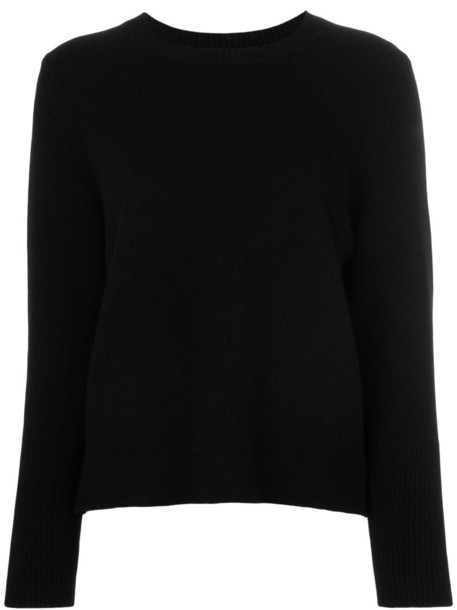 Chinti & Parker sweater women black knit