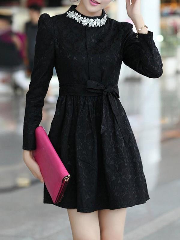 dress black dress black lace dress lace dress fashion fashion dress dress pretty