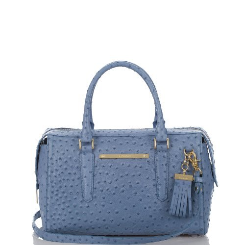 Gemma Satchel - Normandy Chambray