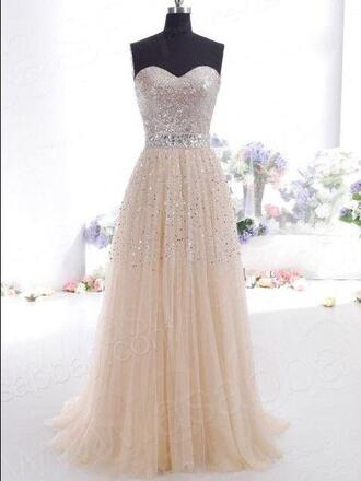 dress clothes girly prom dress sequin dress sequins pink