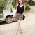 Women's Boutique Fashion Wild Leopard Shorts WF-4904 | eBay