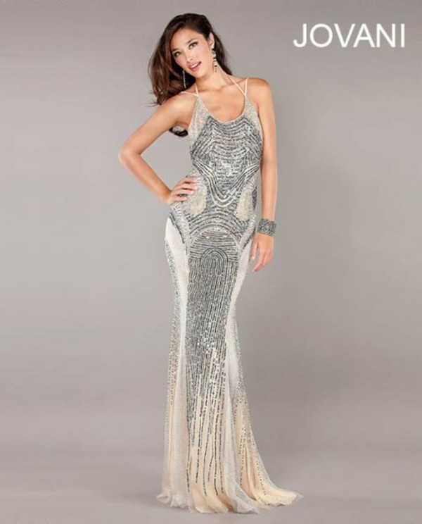 dress jovani prom dress prom dress sequin cute