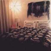 home accessory,ouija,pillow,bedding,duvet cases,bedroom