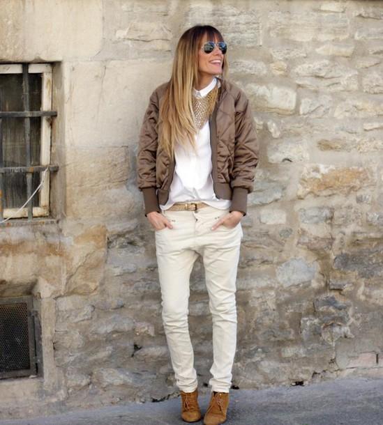 rebel attitude blogger jacket shirt jeans t-shirt jewels shoes