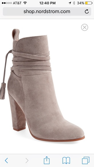 shoes steve madden boots suede boots ankle boots grey boots steve madden