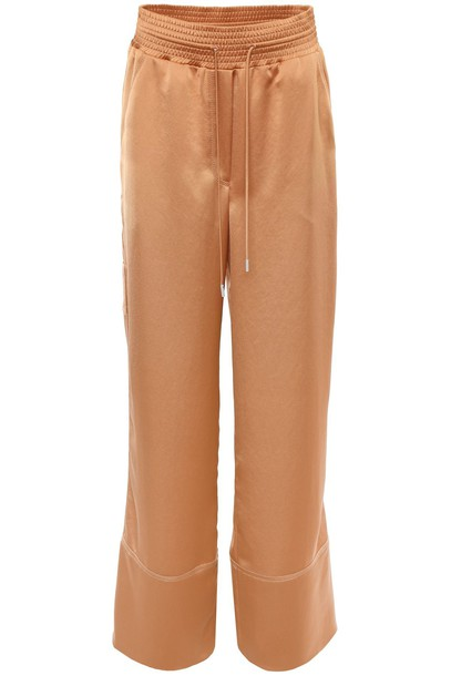 Off-White nude pants