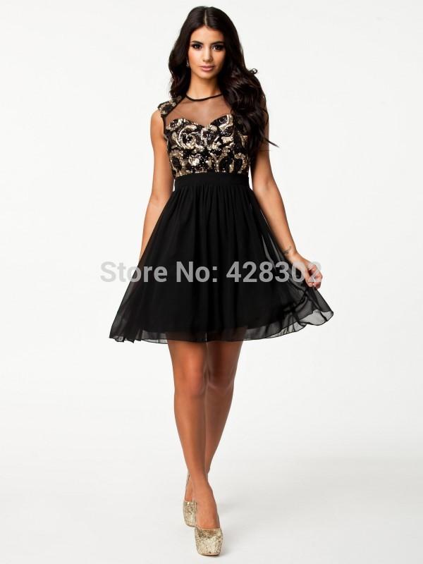 Casual Prom Dress Photo Album - Reikian
