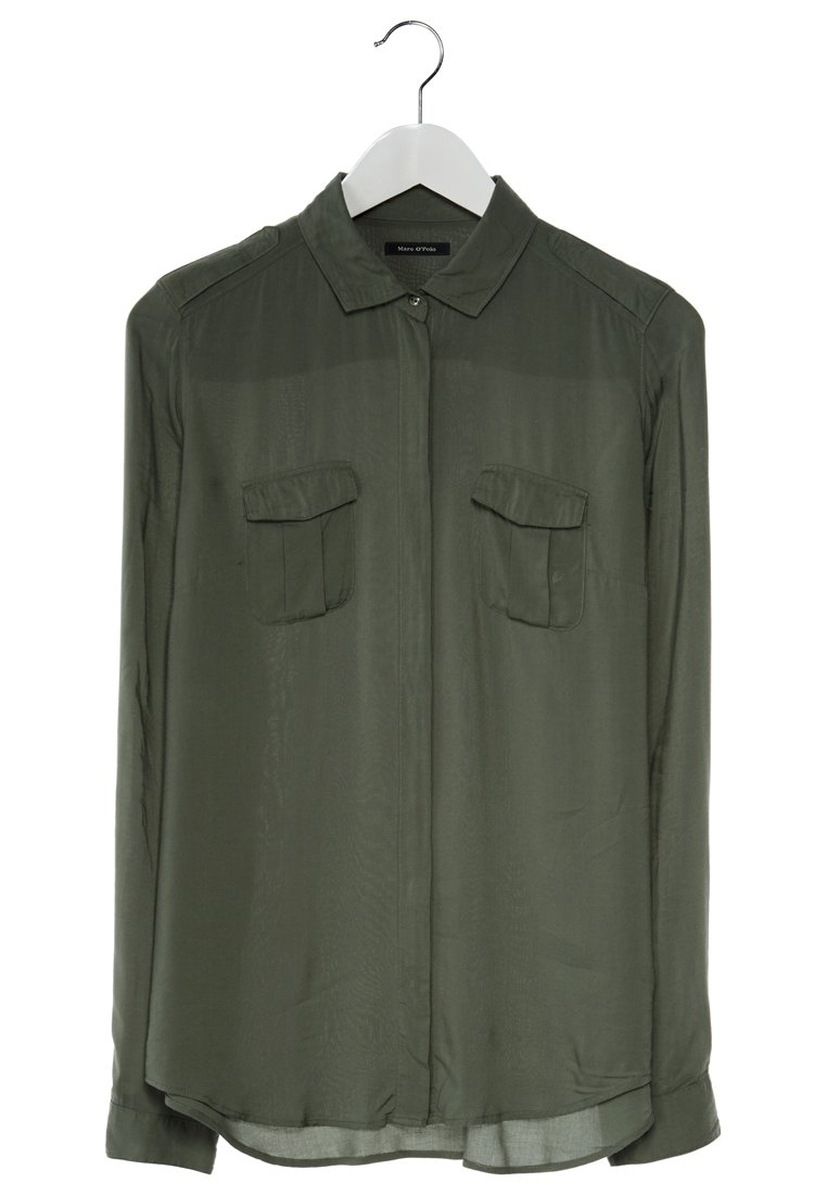 Marc O'Polo Bluse - light sage - Zalando.de