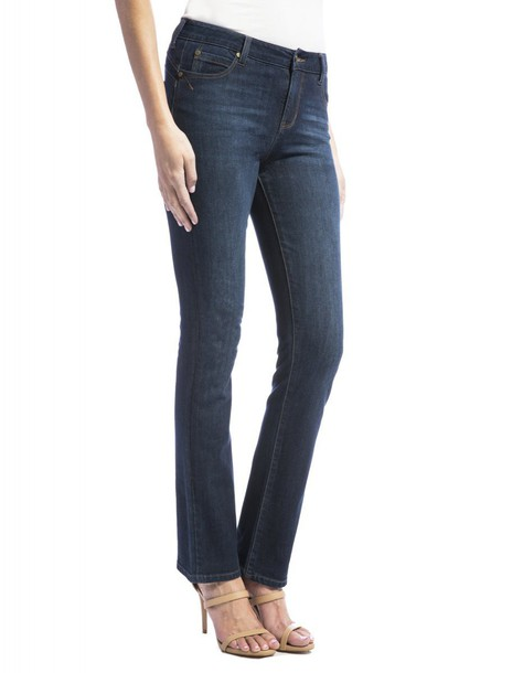 Liverpool jeans straight jeans dark