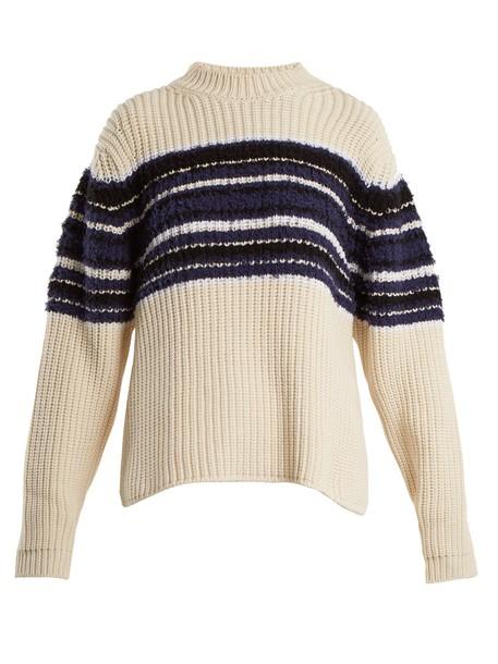 Sportmax sweater white
