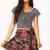 Lightweight Floral Skirt | Forever21.com