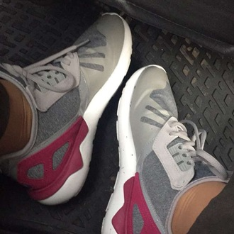 shoes sneakers women sneakers grey adidas pink