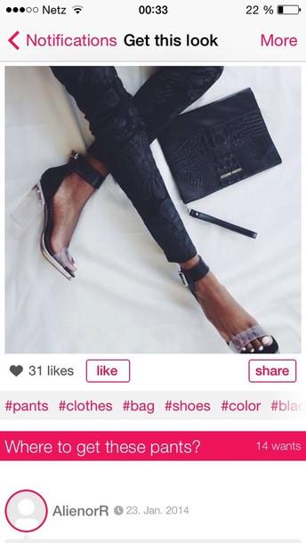 shoes shoes jeans pants help