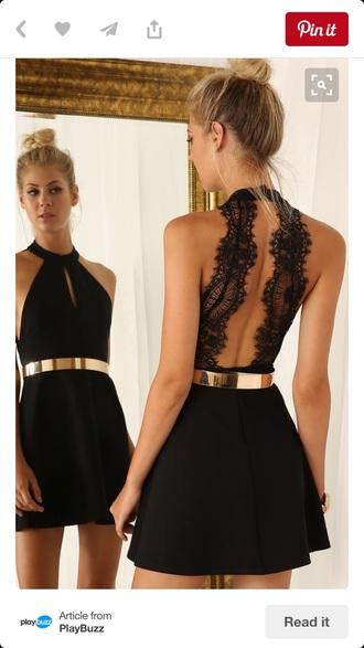 dress black dress short dress little black dress