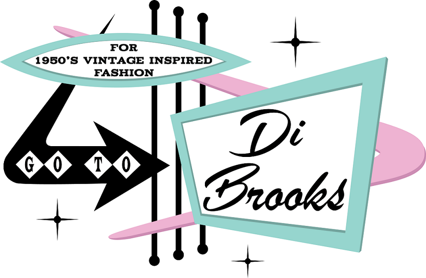 Di Brooks - Vintage 1950s inspired clothing designs