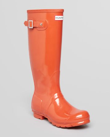 Hunter Rain Boots - Original Tall Gloss | Bloomingdale's