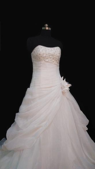 dress princess dress wedding dress 2015 sweetheart neckline short train