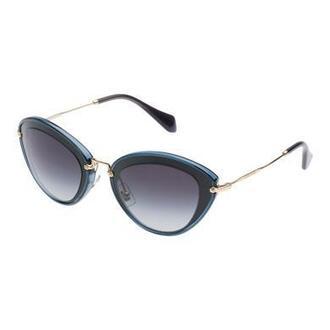 sunglasses cat eye oversized miu miu