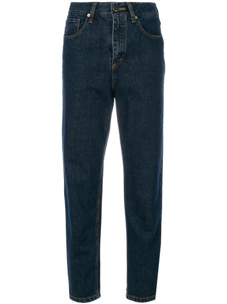 Société Anonyme jeans women cotton blue