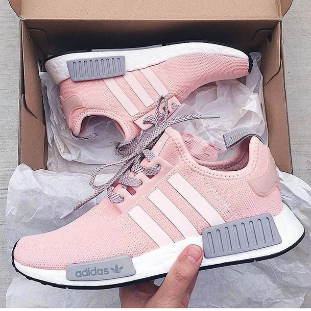 adidas shoes nmd pink