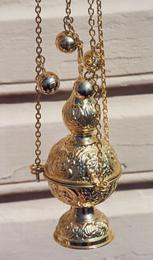Thurible - Wikipedia, the free encyclopedia