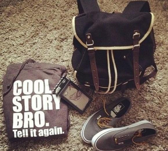 black casual bag backpack black bags black backpack cotton