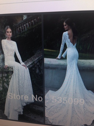 dress long sleeve lace dress white dress white lace dress lace dress long prom dress wedding dress long dresses long dress long sleeves long sleeve dress long evening dresses